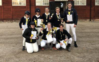 Final i Ung SWB Cup på Strömsholm
