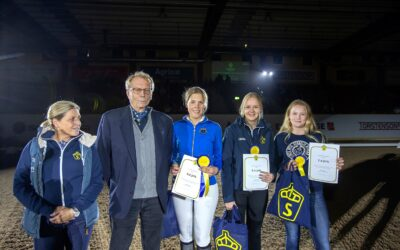 Vinnarna i Ung SWB Championat 2019